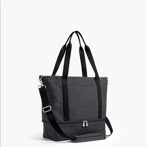 Lo & Sons Catalina Deluxe Tote - Midnight Ash